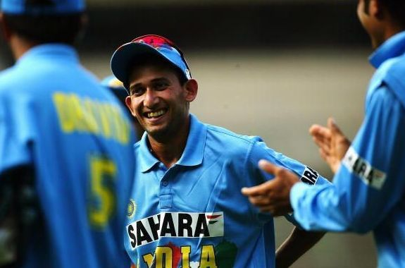 Ajit Agarkar was a regular member of the playing XI in the early 2000s