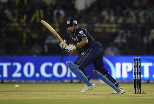 VVS Laxman was the captain of Deccan Chargers
