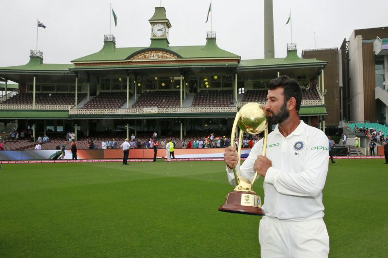 Cheteshwar Pujara is not concerned with criticism over his batting strike rate