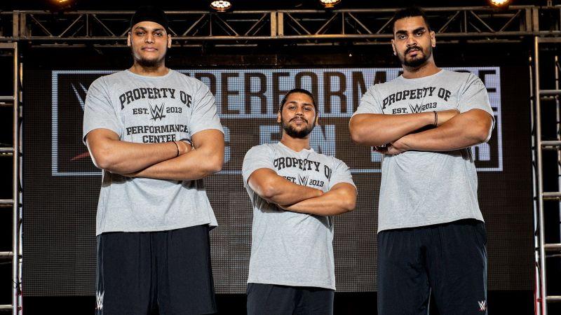 भारत से WWE परफॉर्मेंस सेंटर