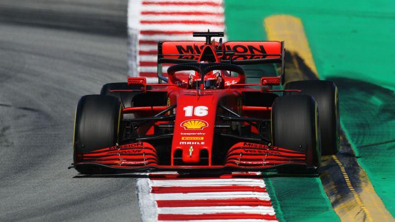 Ferrari car - cropped