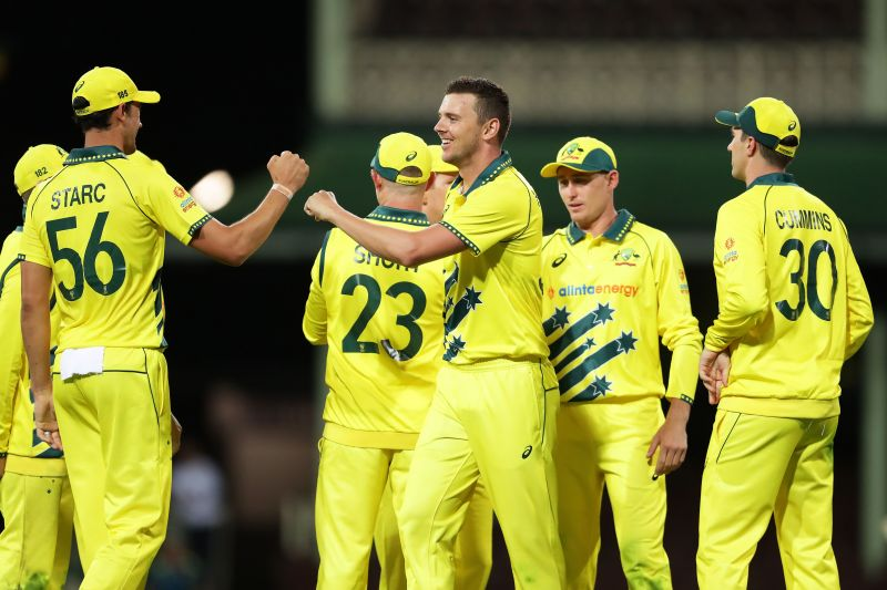 Australia put up a clinical bowling performance to beat New Zealand by 71 runs in the first ODI