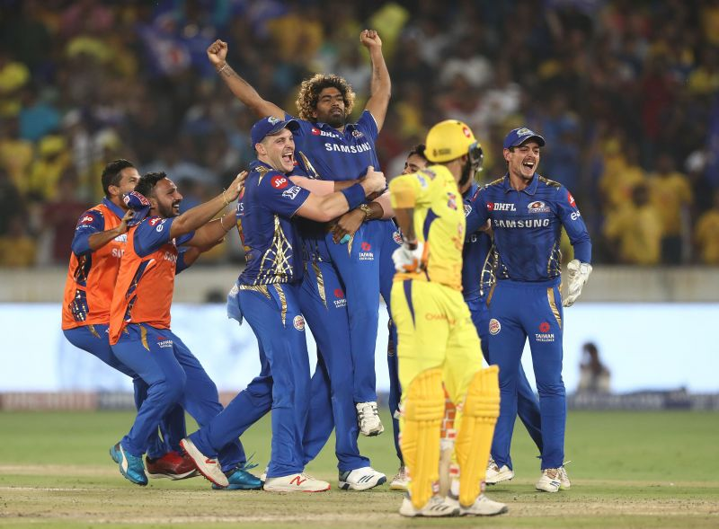 Mumbai Indians are the defending champions of IPL