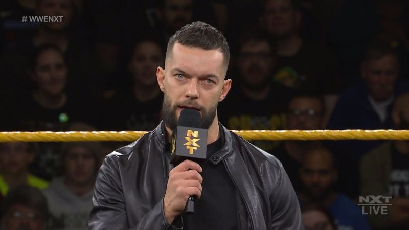 Finn Balor was attacked backstage