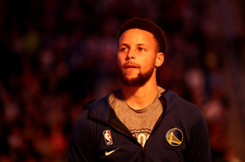 Curry has played only 5 games this season.