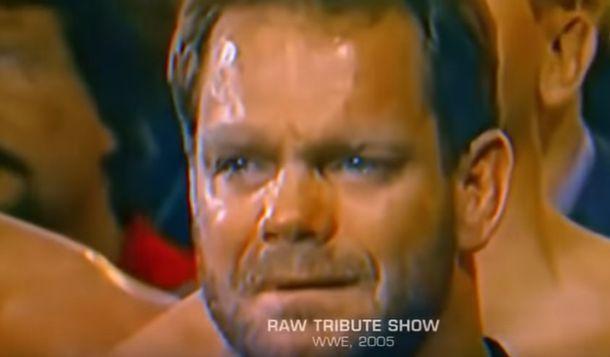 A devastating blow (Image courtesy: WWE/Vice)