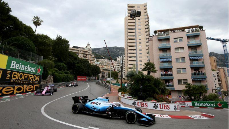 Monaco Grand Prix - cropped