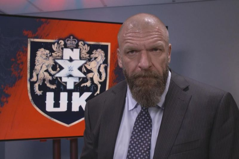 NXT UK has undergone some personnel changes!