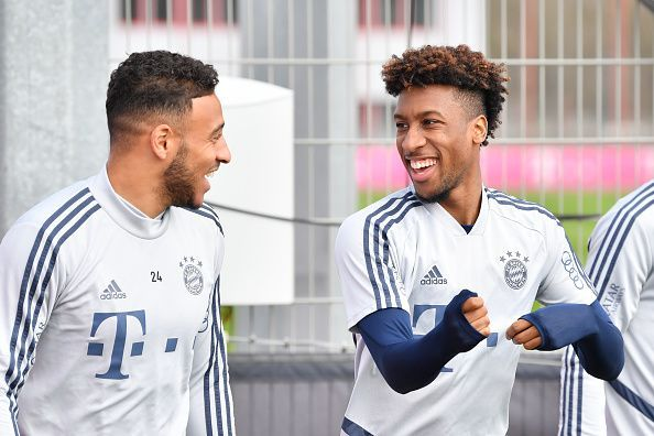 The likes of Corentin Tolisso and Kingsley Coman are nearing match fitness