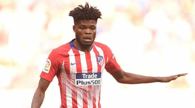 Partey has also been linked with a move to Arsenal