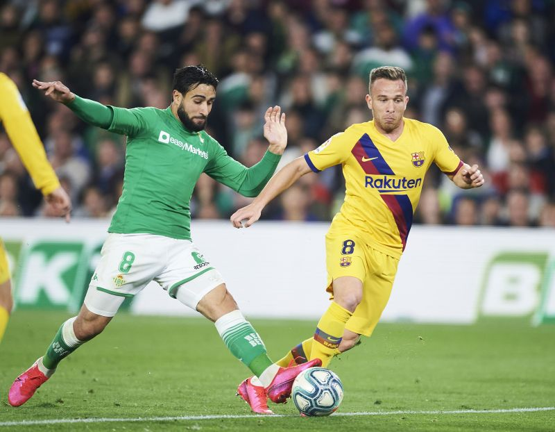 Nabil Fekir seems to be recapturing his best form at Real Betis