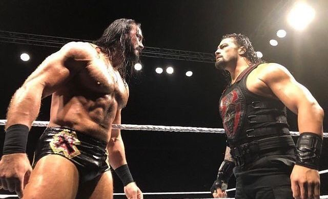 McIntyre and Reigns