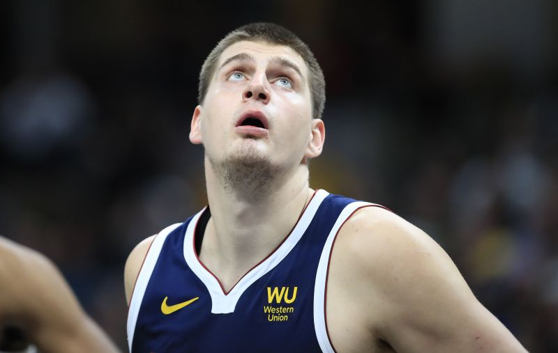 Nikola Jokic was the 41st overall pick by the Denver Nuggets in 2012
