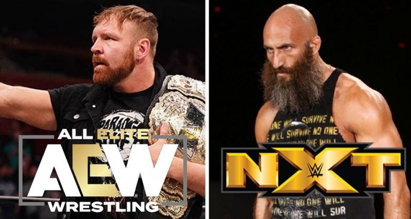The Blackheart says NXT wants to beat AEW in the ratings