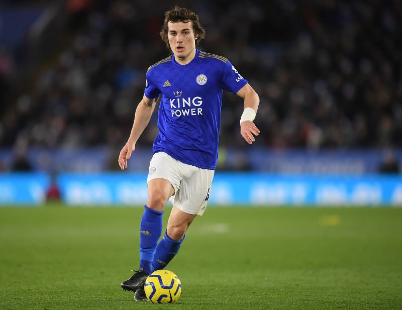 Caglar Soyuncu has ensured that Leicester have not missed Harry Maguire