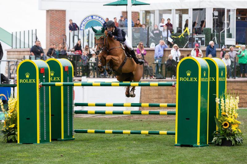 Canadian equestrian rider Katharine Morelsuffered fatal injuries