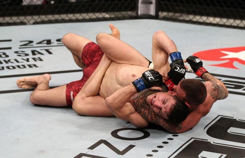 Could Renato Moicano fight fellow Brazilian Francisco Trinaldo next?