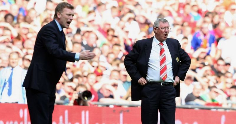 Moyes went on to succeed Sir Alex Ferguson at Manchester United, but lasted only eight months