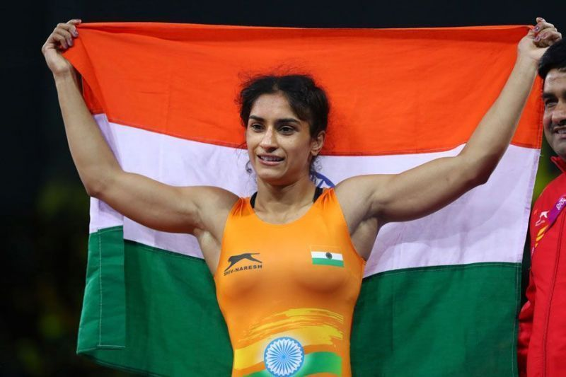 Vinesh Phogat - Carrying forward the wrestling tradition of the Phogat family