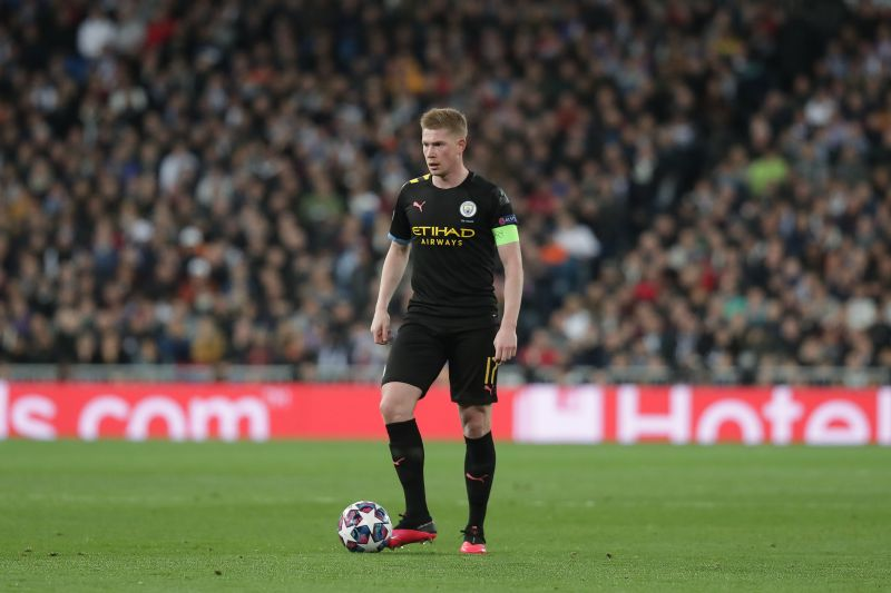 Kevin De Bruyne has been one of the best players in the Premier League this season