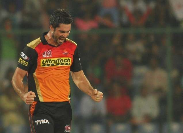 Ben Cutting was the first Australian player to win the Man of the Match award in an IPL final