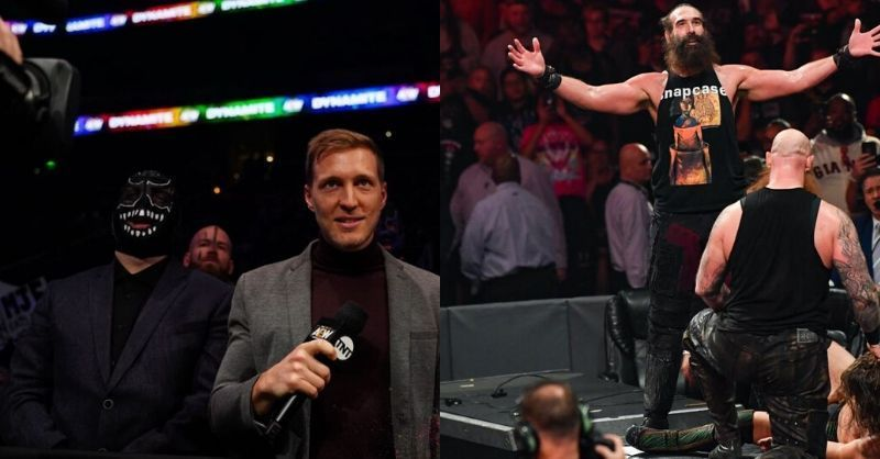 Will the real Exalted One please stand up? (Pic Source: AEW/WWE)