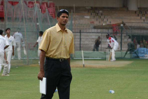 Venkatesh Prasad has worked with the Indian team before as a bowling coach