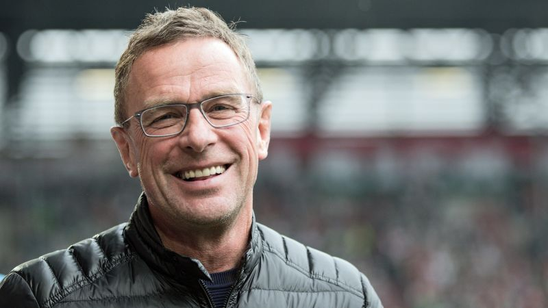 RB Leipzig sporting director Ralf Rangnick is among the sharpest minds in the game.