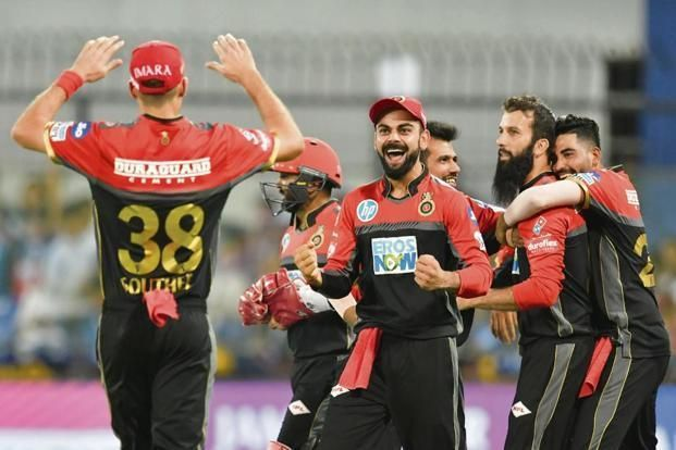 RCB is known to underperform over the years