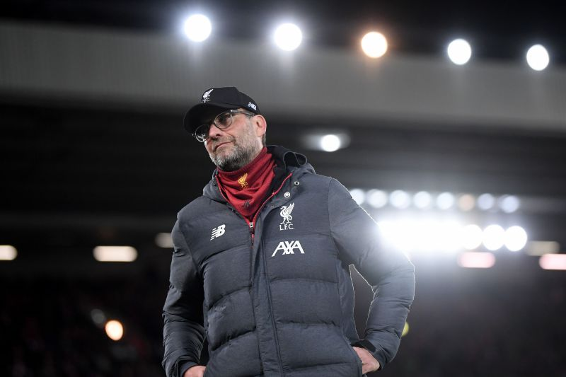If the season is declared null and void, Liverpool would not lift the Premier League title