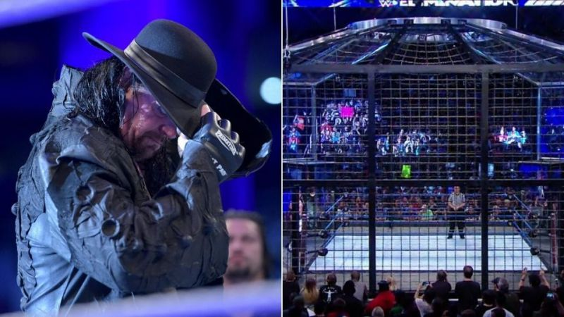 Could The Undertaker return to help Aleister Black?