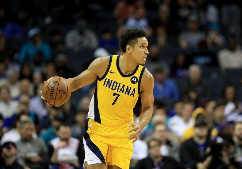 Brogdon is having a career-year with Indiana.