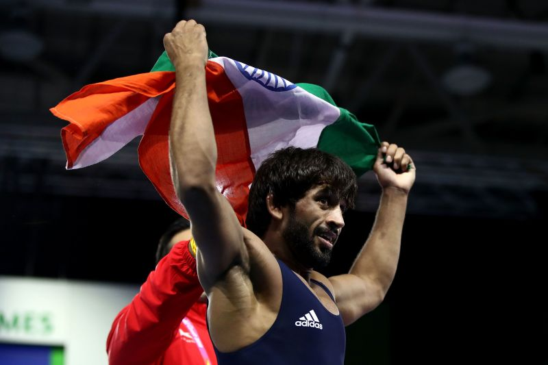 Bajrang Punia has been super consistent with his performances after moving up to 65kg category