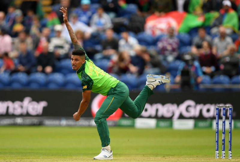 Beuran Hendricks has an opportunity to impress the selectors