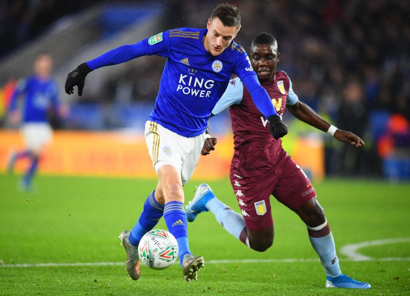 Leicester City depend heavily on their striker