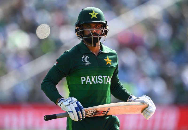 Mohammad Hafeez has hit out at Sharjeel Khan