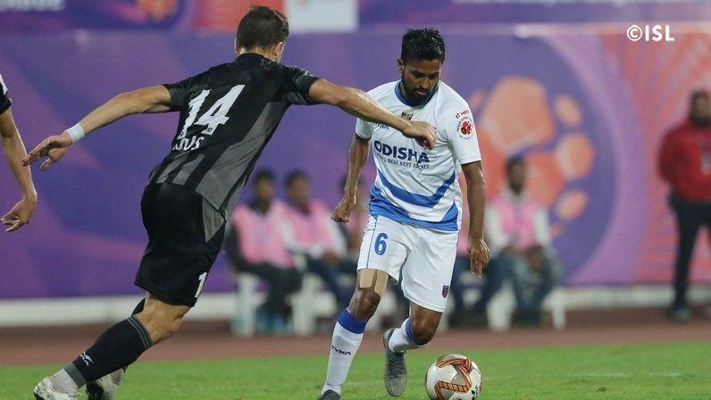 Bikramjit Singh (Right)