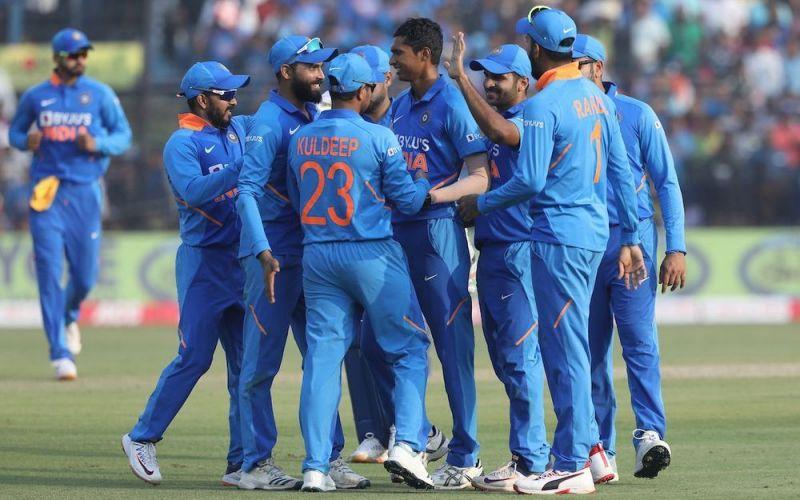 Indian ODI squad