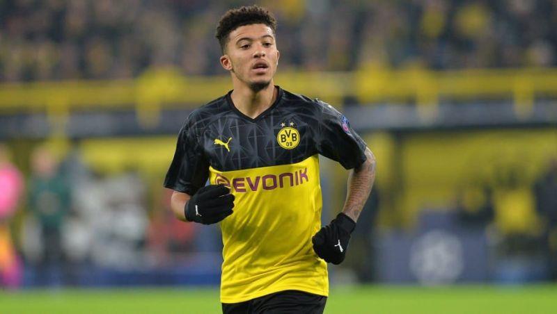 Sancho is the fulcrum of Dortmund