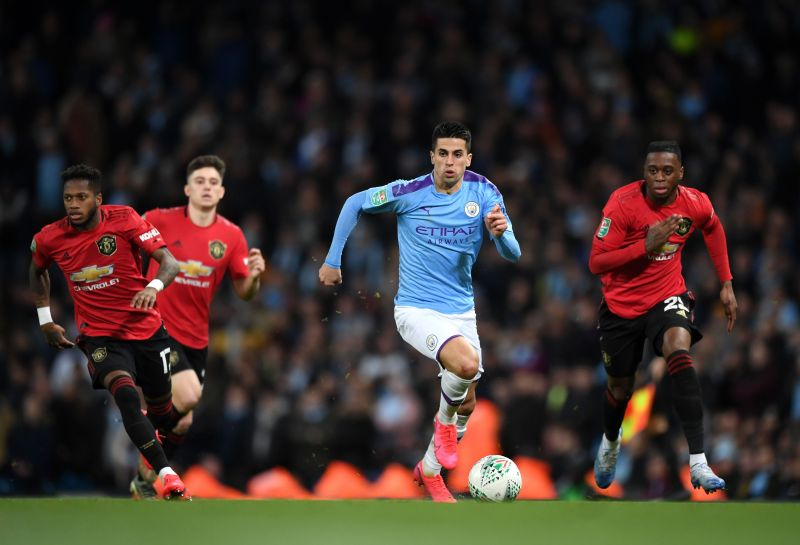 Manchester United will play host to Manchester City in the Premier League on Sunday