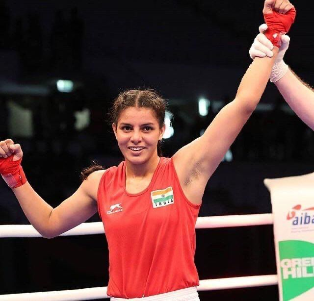 Sakshi Chaudhary is just one victory away from Tokyo Olympics 2020