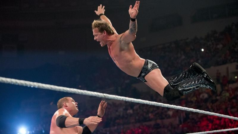 Jericho said that these guys inspired him the most (Pic Source: WWE)
