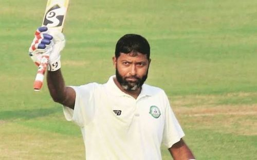 Wasim Jaffer retired from all forms of cricket recently