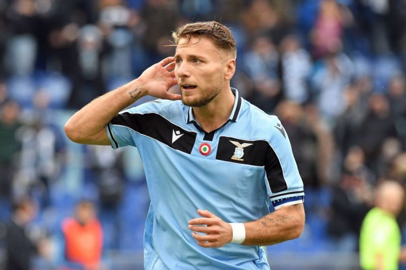 Immobile has been unstoppable this season