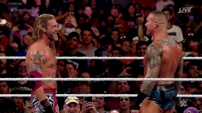 Rated RKO reunion at Royal Rumble 2020