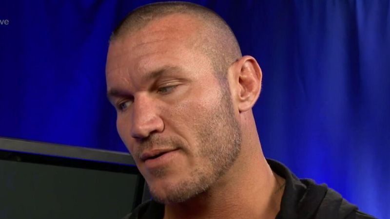 Randy Orton is a 13-time WWE World Champion