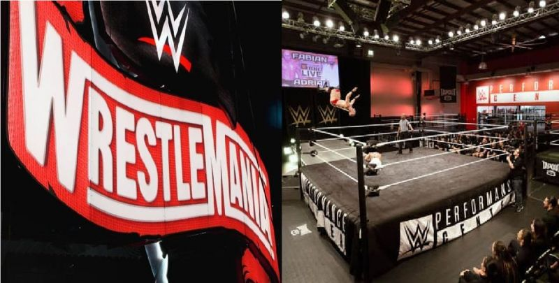 WrestleMania 36 will emanate from the Performance Center
