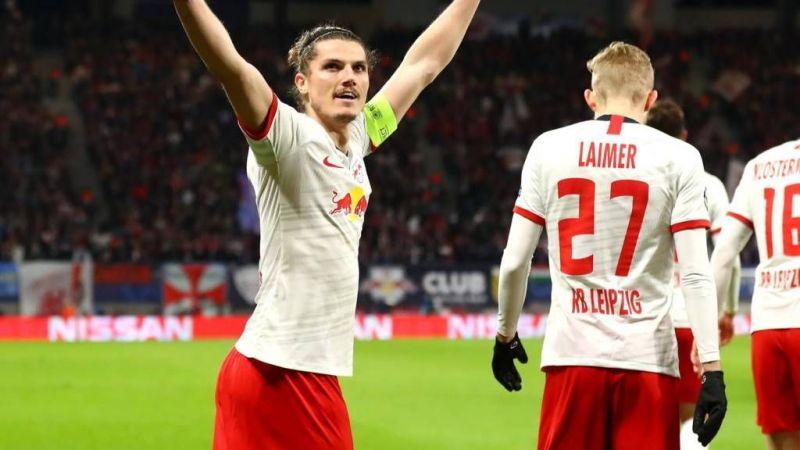 Marcel Sabitzer scored a brace