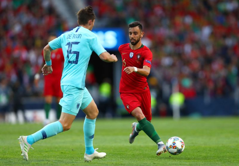 Fernandes can also be a key player for Portugal at EURO 2020
