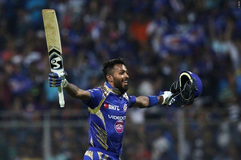 Hardik Pandya is the new king of sixers
